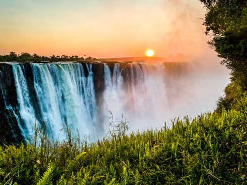 Victoria Falls and the Zambezi
