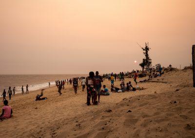 Sunset, Beira