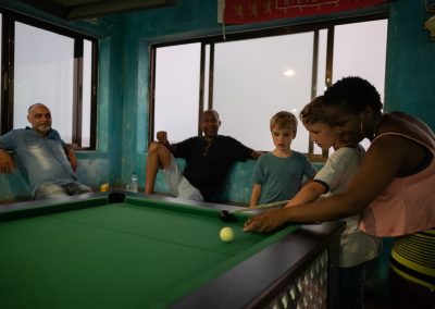 Pool Game at Biques, Beira